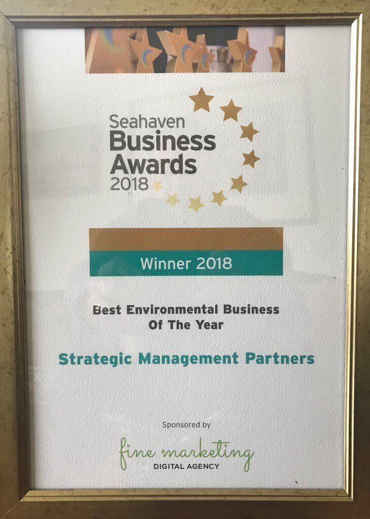 Environmental Business of The Year Award