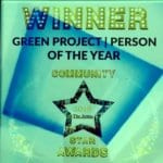 Green Project Person of The Year Award