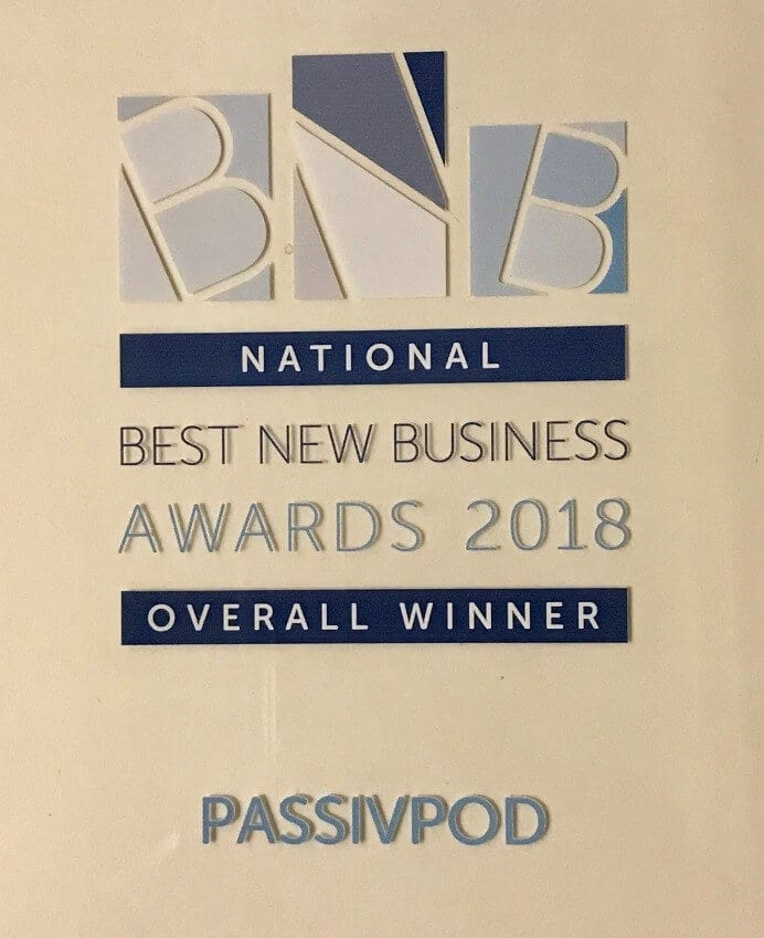 National Best New Business Awards
