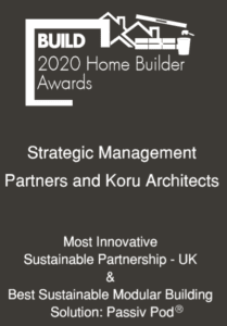 Home Builder Awards 2020 Certificate