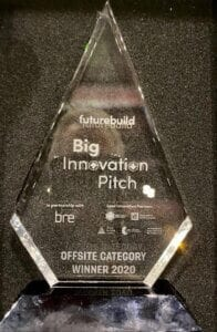 Photo of Innovation Award